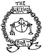 Walking Boat Logo